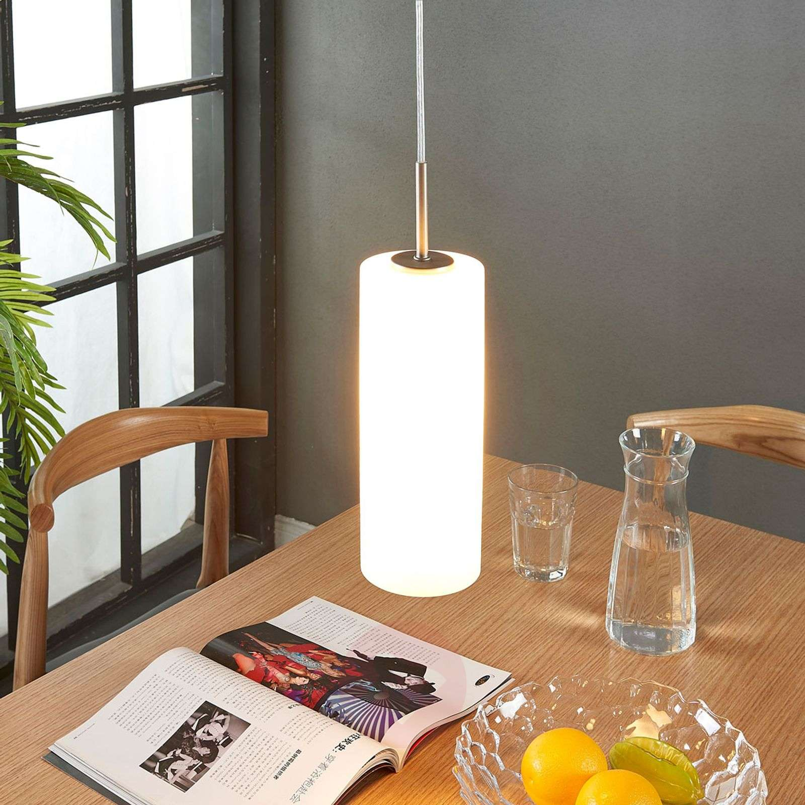 Simple pendant light Vinsta in a slim design-9621002-06