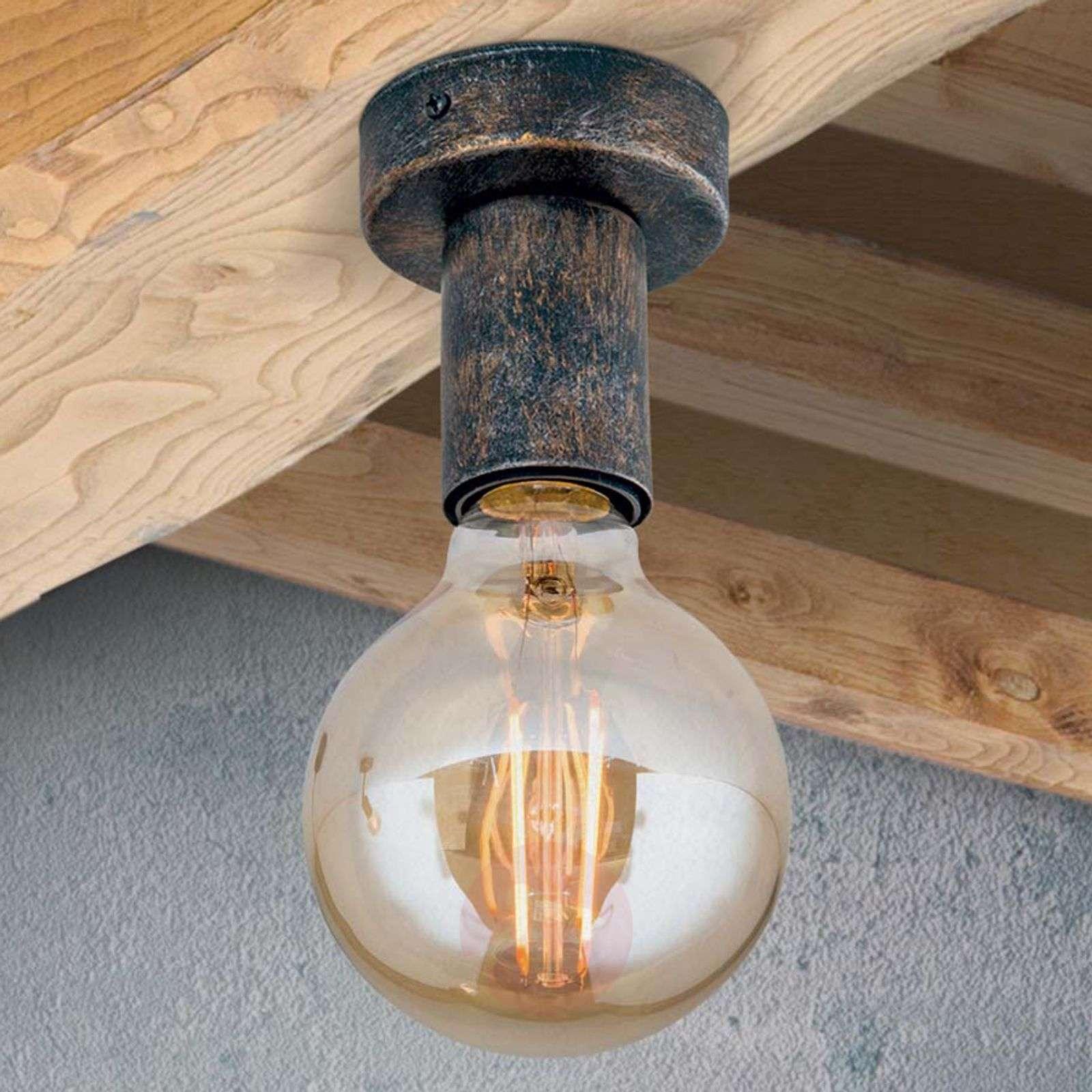 Simple vintage ceiling light rati