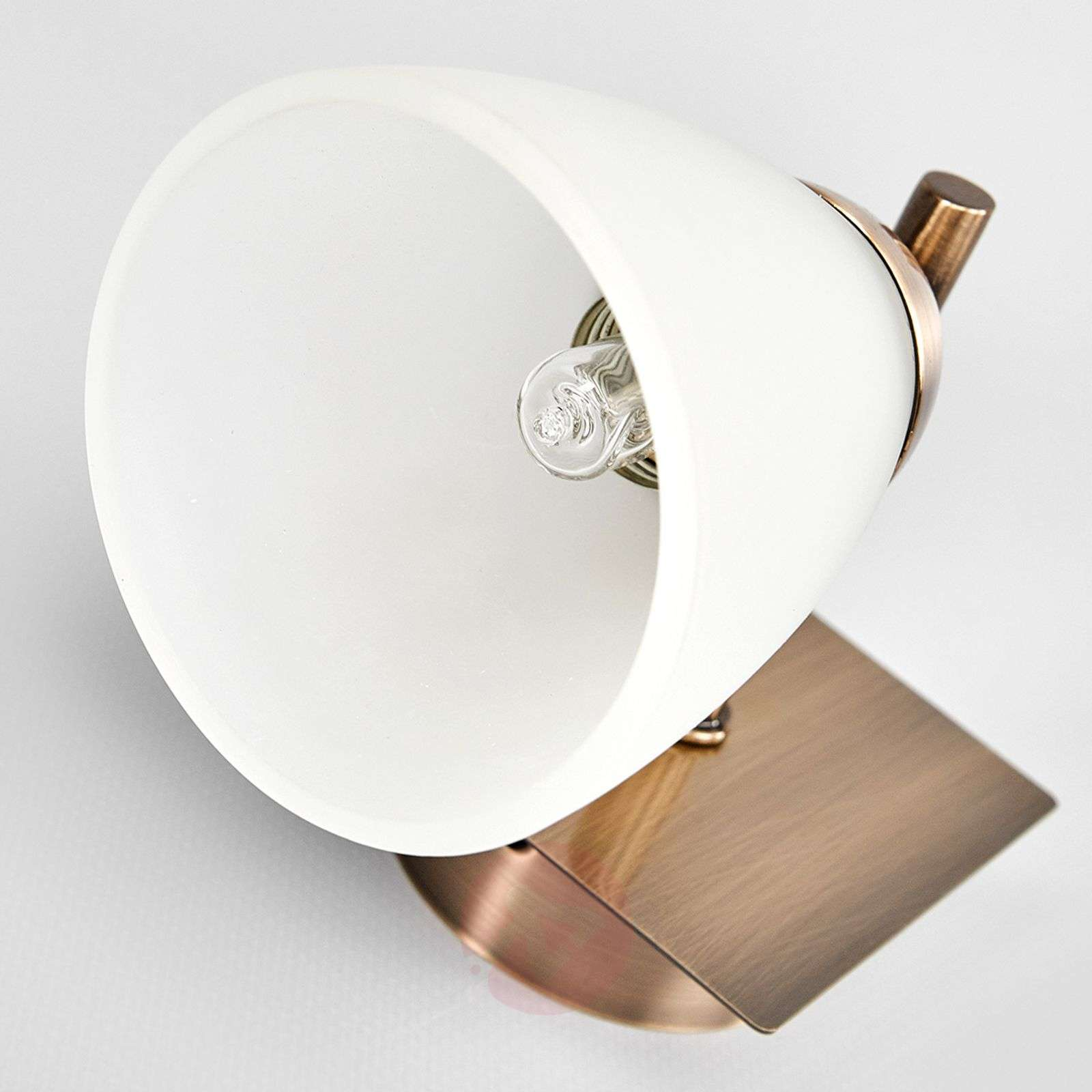 Single-light bathroom wall light Nikla-9970036-01