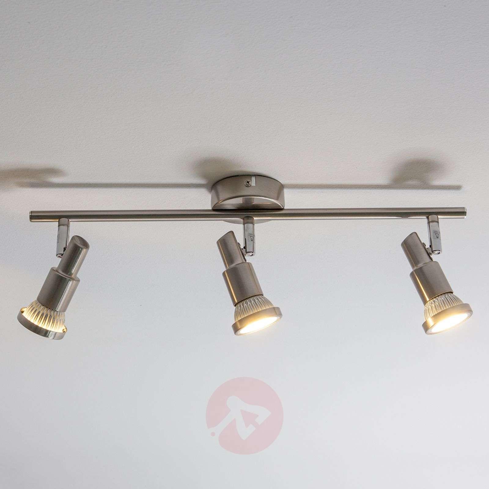 3 bulb light fixture led track lighting skinny 3bulb ceiling light aron995032101 aron lightsie