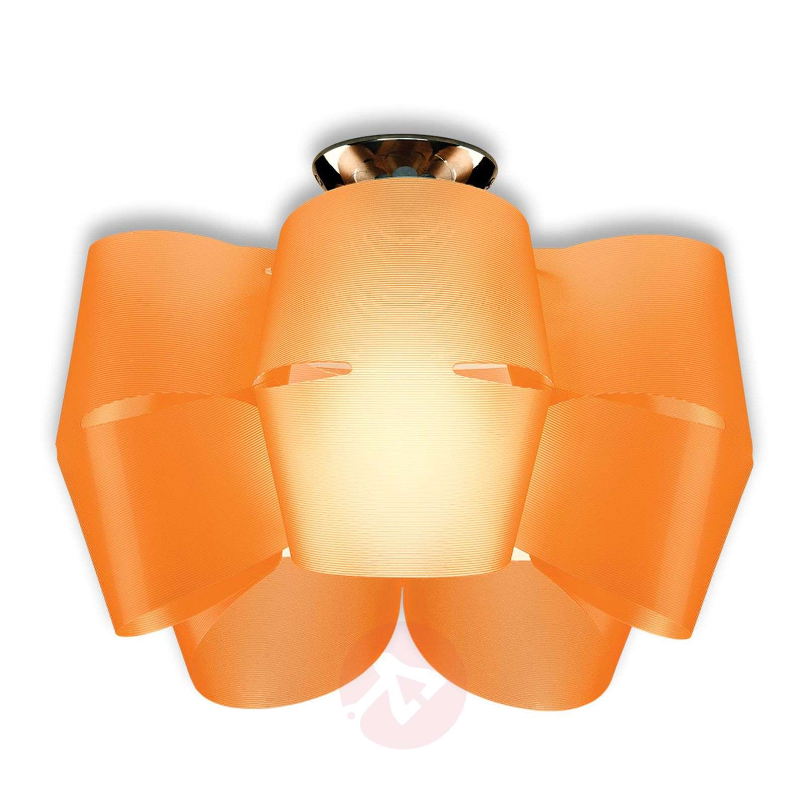 Sky Mini Alien orange ceiling light-1056076-01