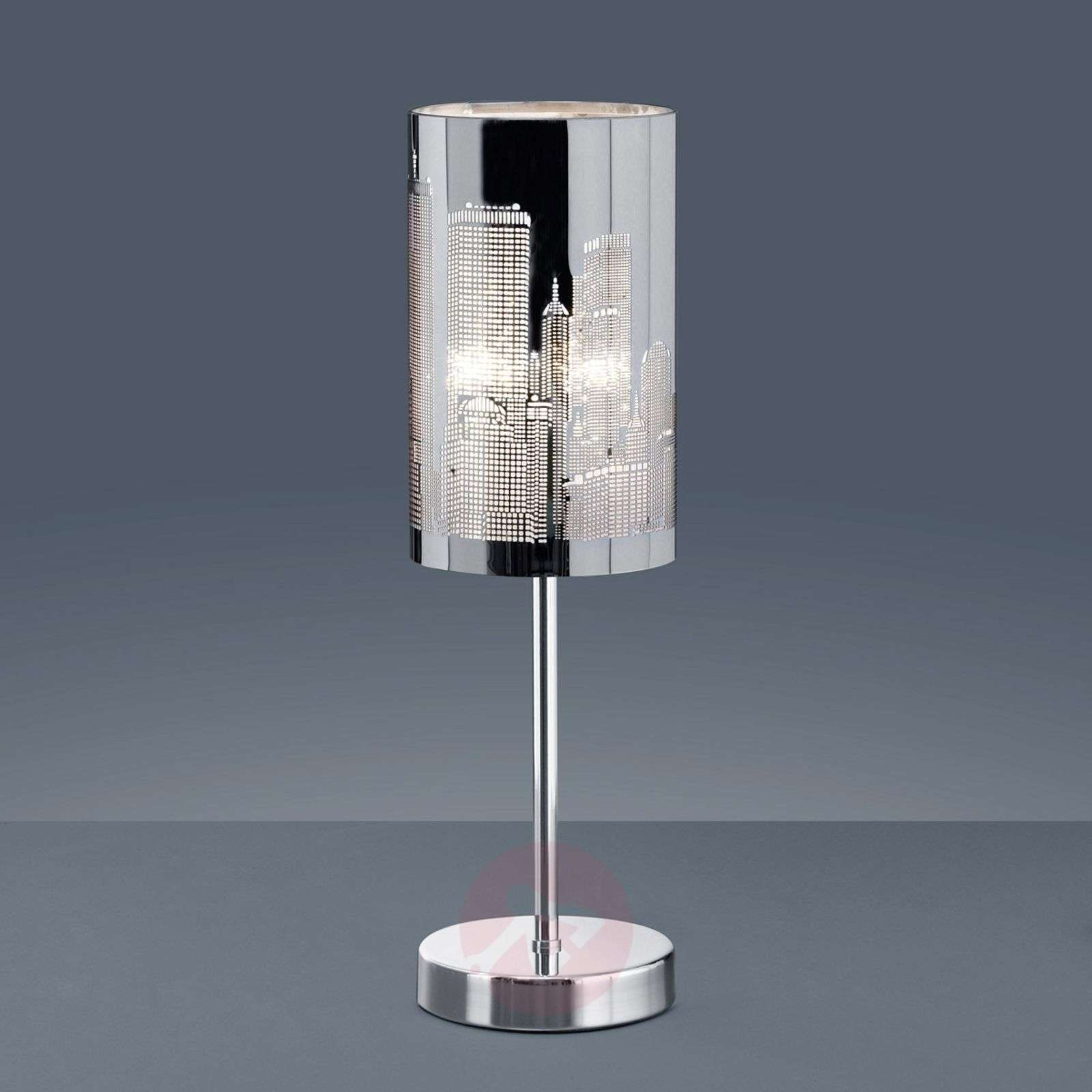Skyline table lamp with touch switch-9004470-01