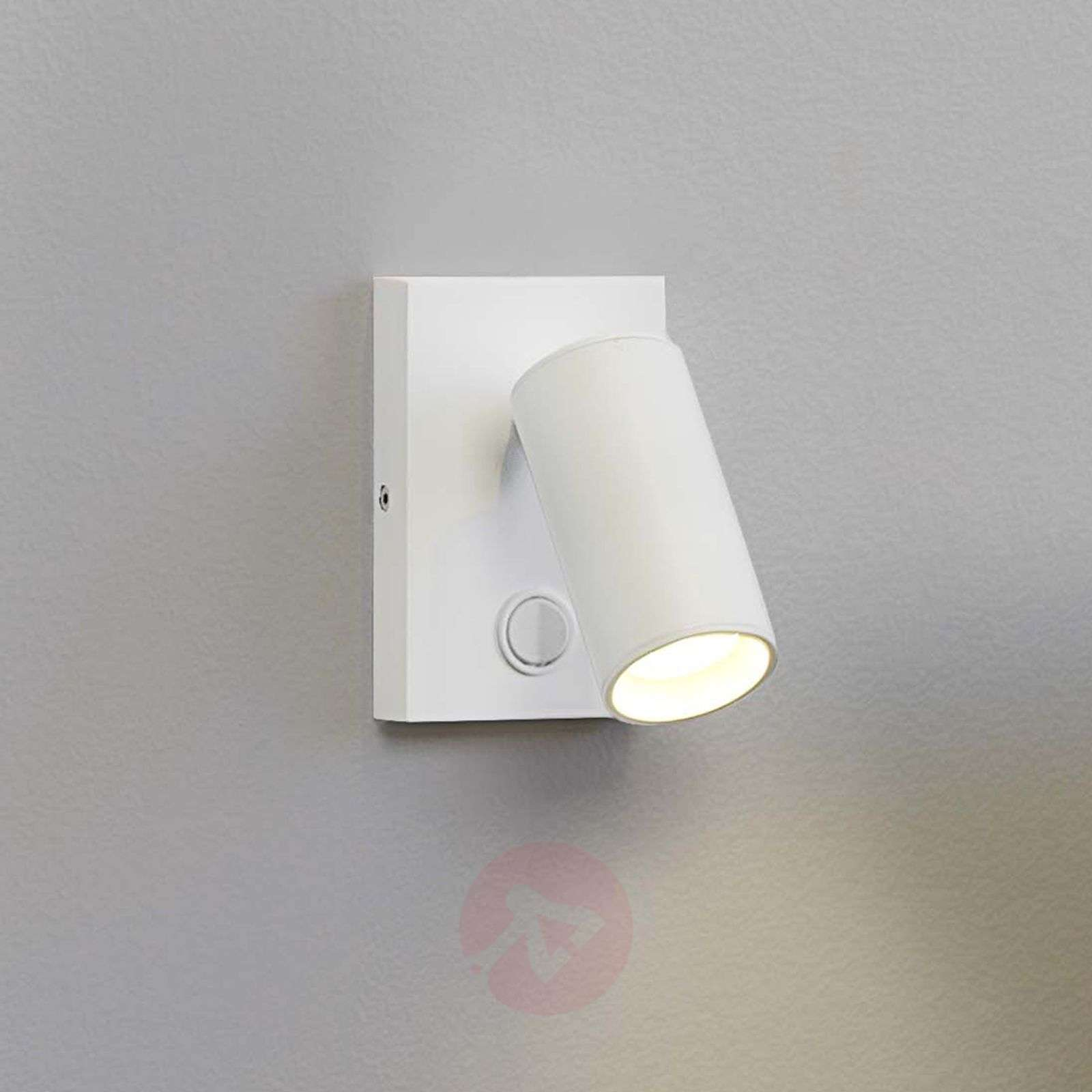 Small Led Wall Spotlight Tub With Switch Lights Ie