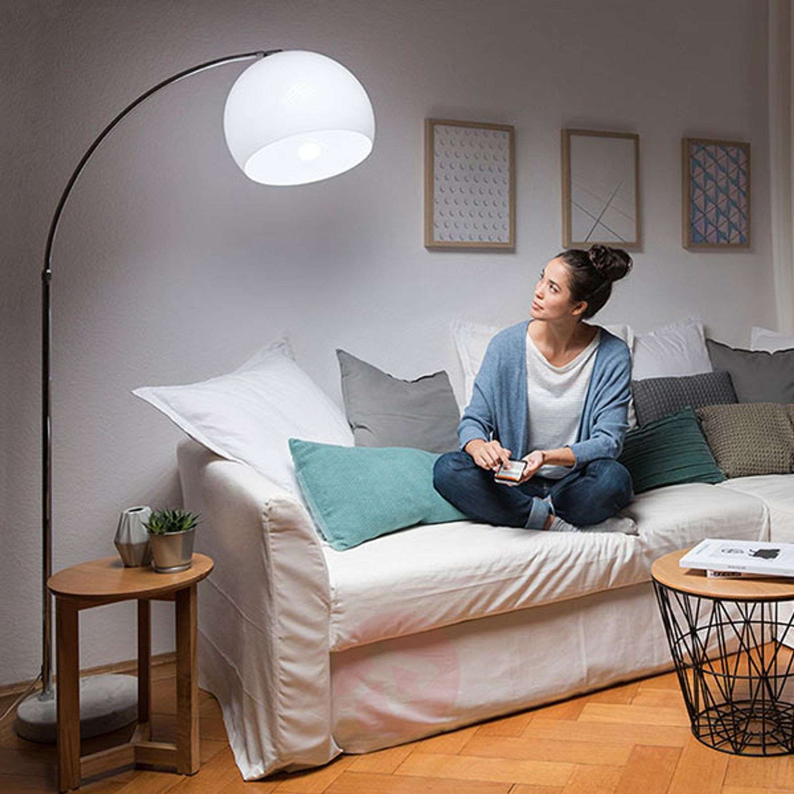 SMART+ LED GU5.3 5W, tunable white, 350lm dimmable-7262128-01