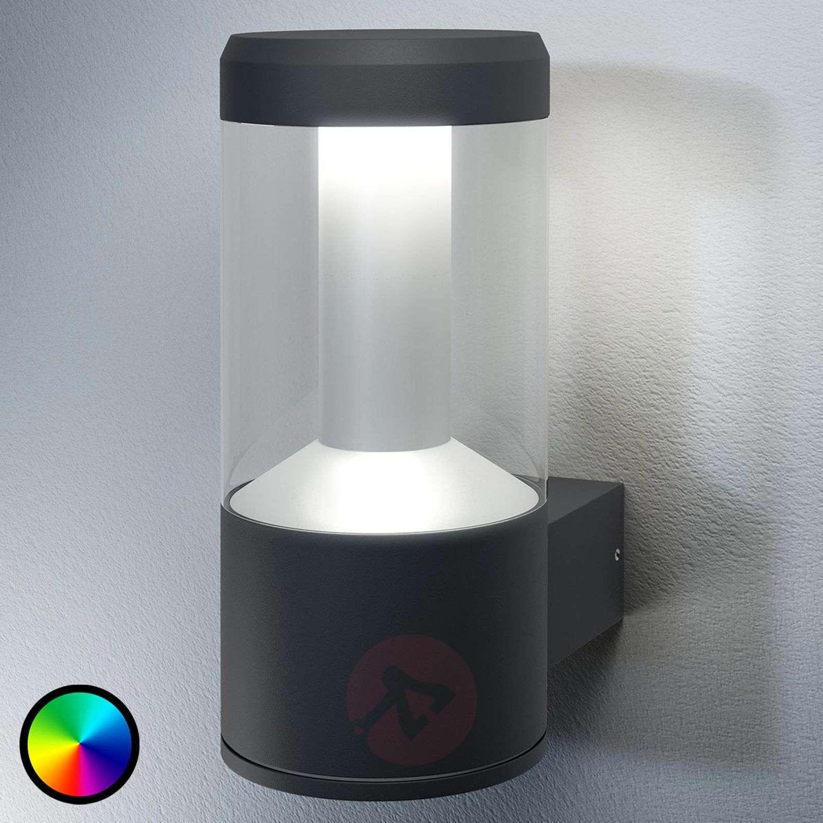 SMART+ outdoor wall light Modern Lantern LED-7261258-01