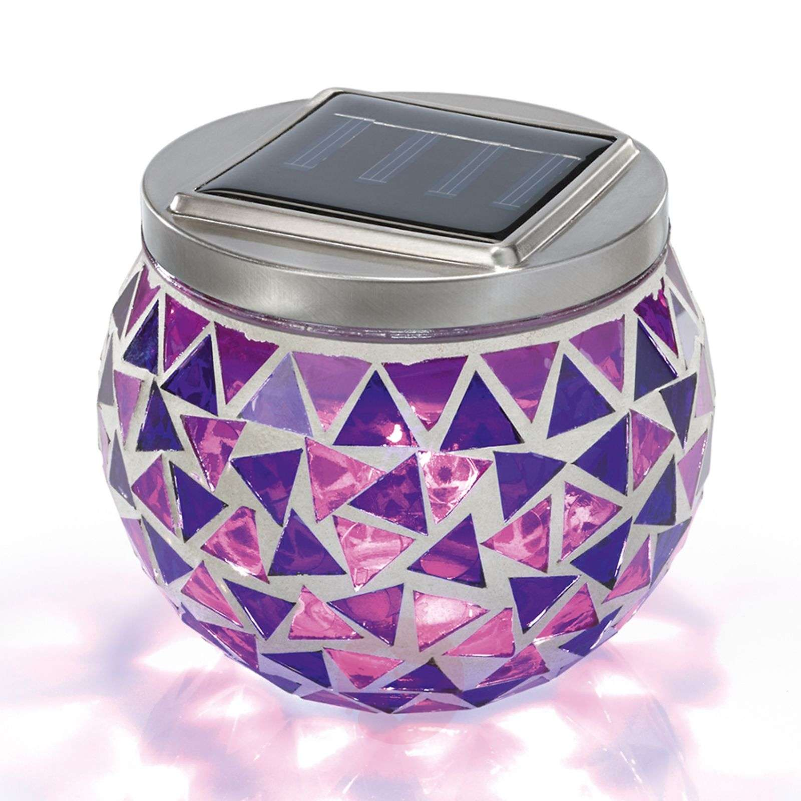 Solar mosaic light Hanna-3012218-01