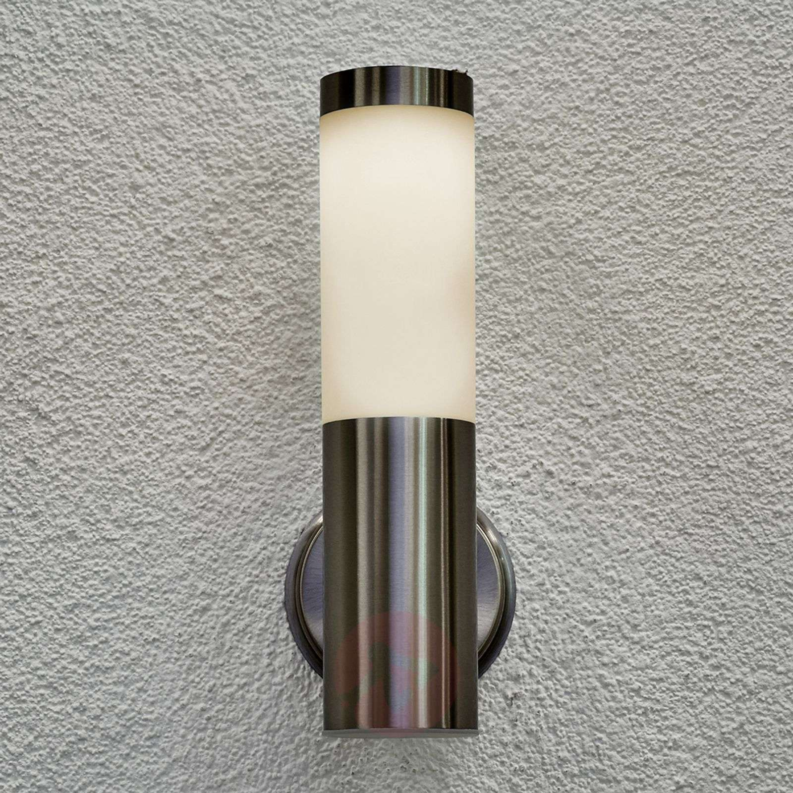 Solar outdoor wall lamp Jolla with LED-9972004-01