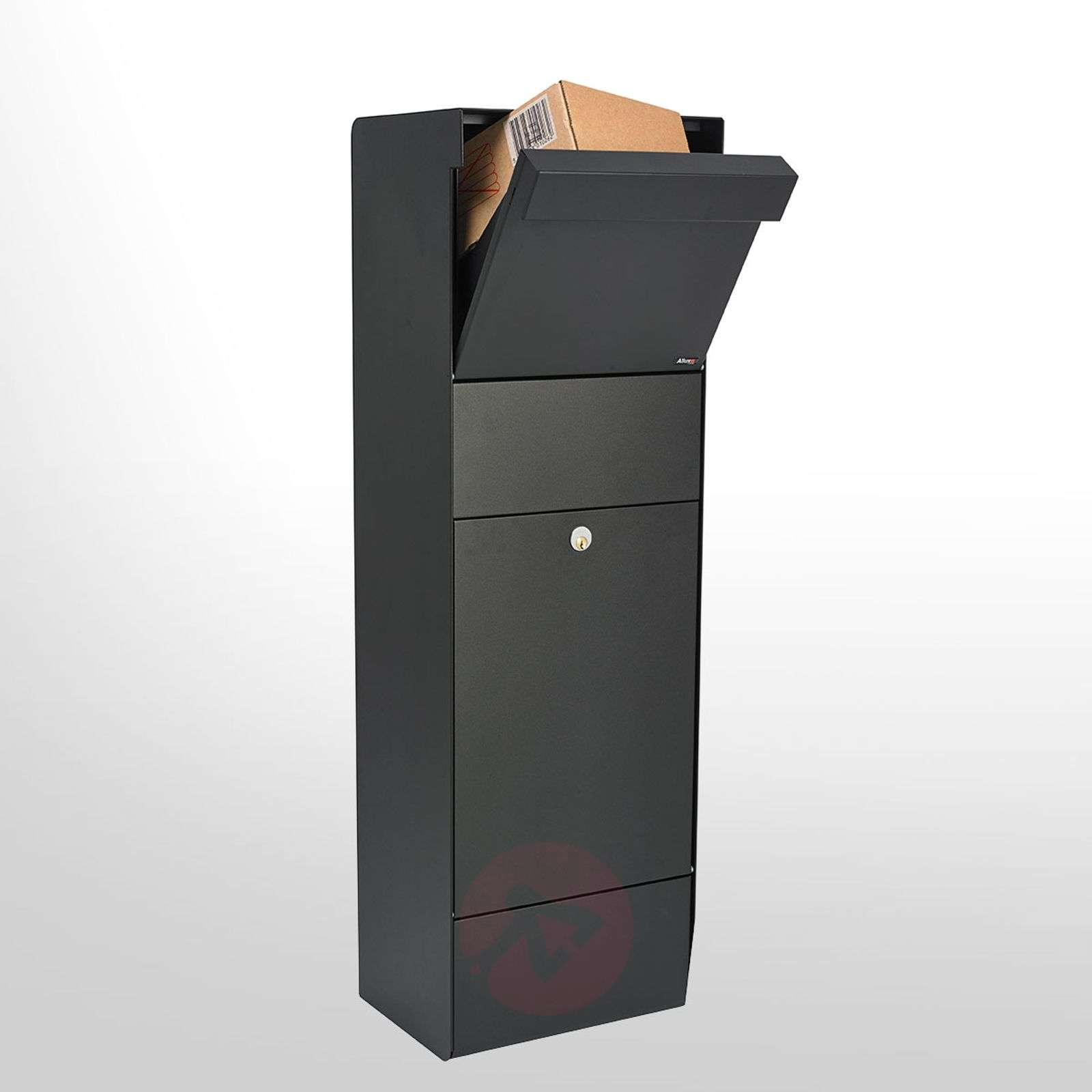 Spacious parcel letterbox Grundform parcel-1045215-01