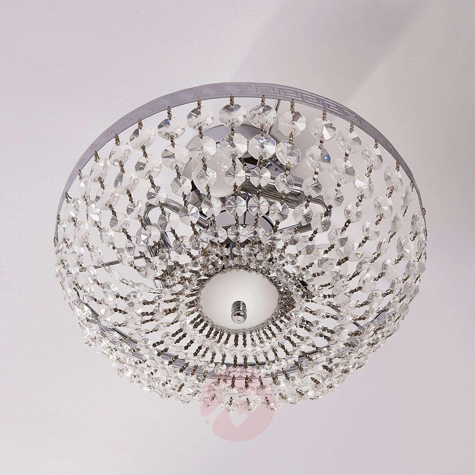 Sparkling crystal ceiling light Mondrian-9620693-010