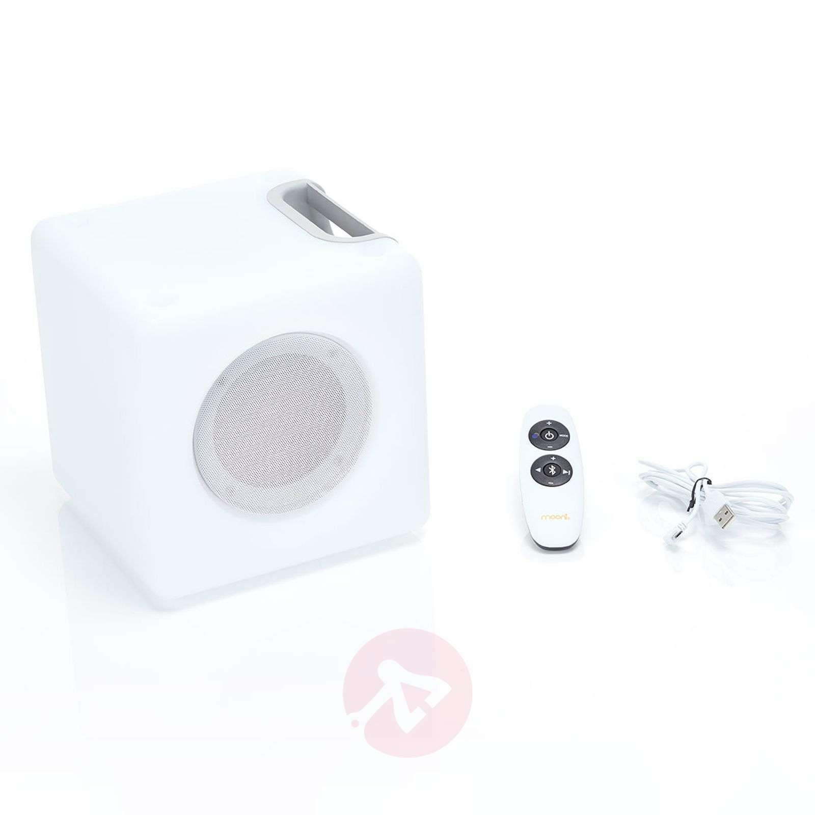 Speaker Angelana with RGB LEDs, IP44-6729003-01