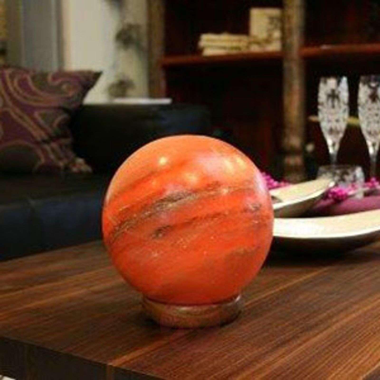 Spherical MARS salt lamp-1534005-01