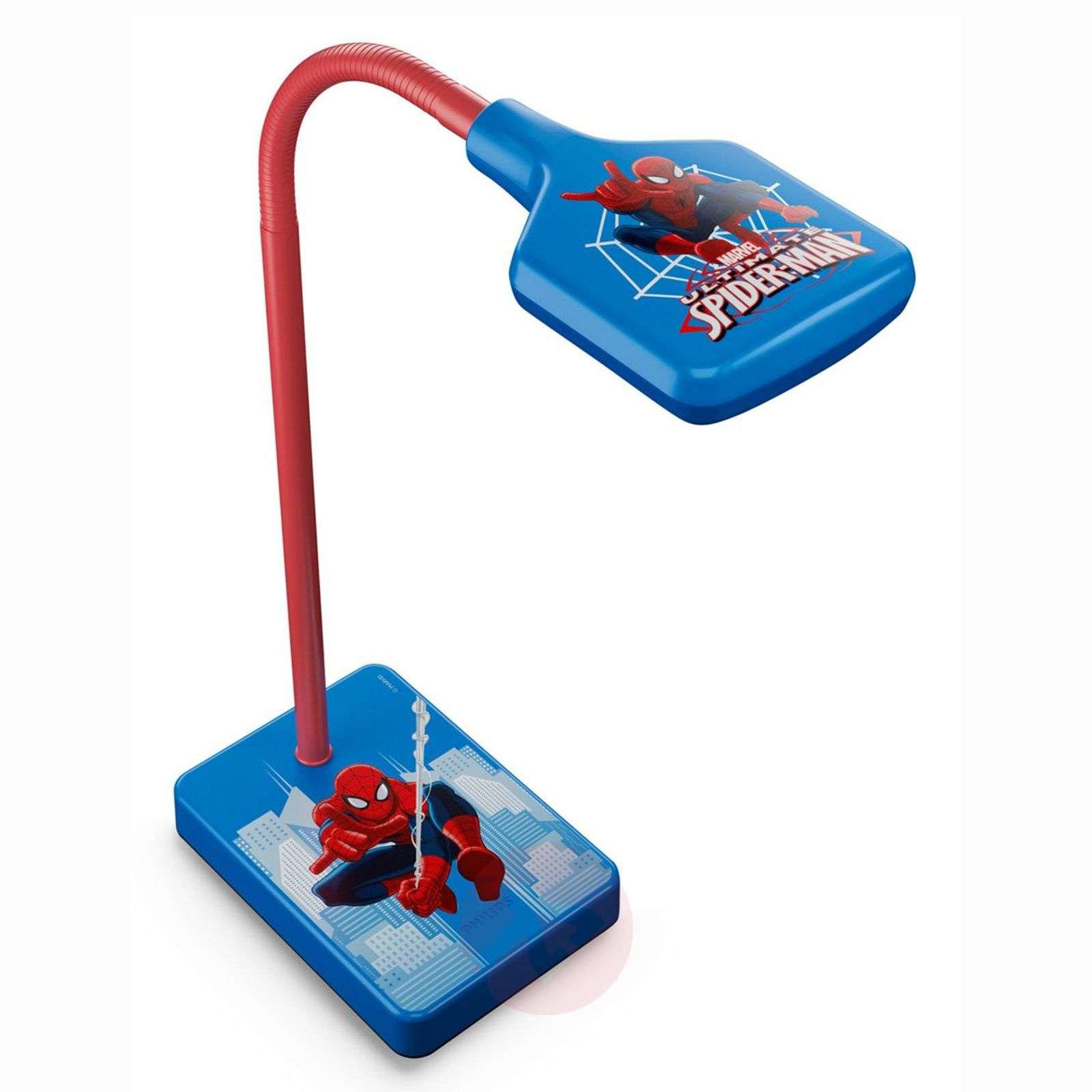 Spiderman LED desk lamp for children-7531751-010