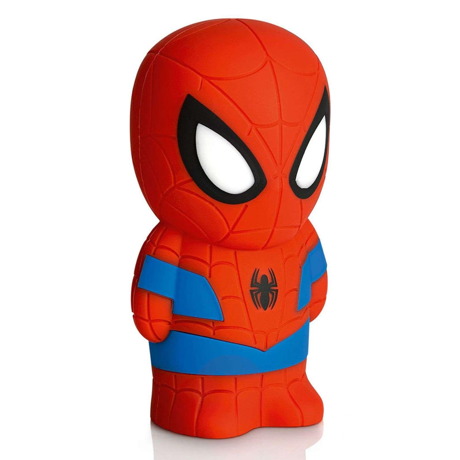 Spiderman LED night light-7531757-01