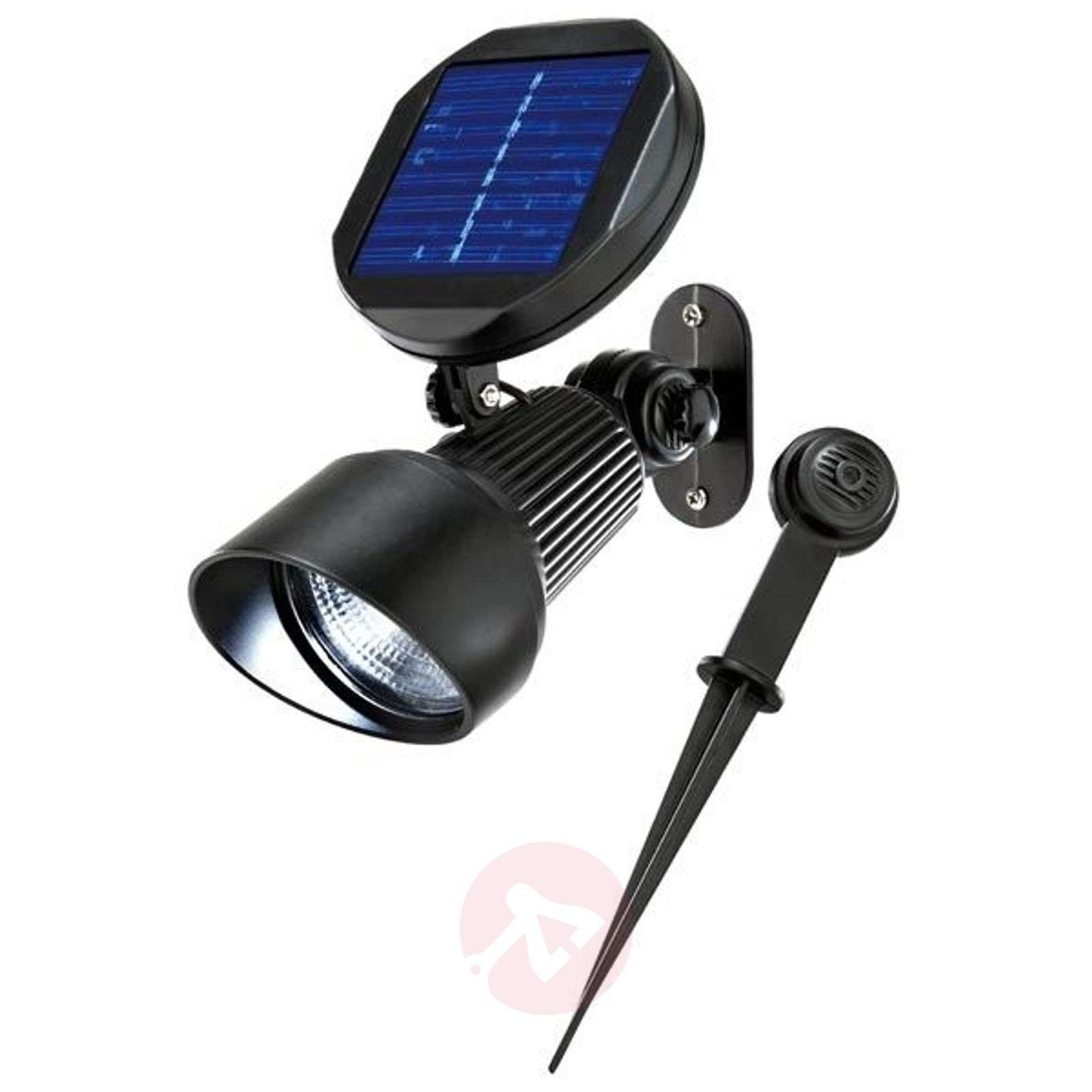 Spotlight Solar wall and ground spot light LED-3012041-01