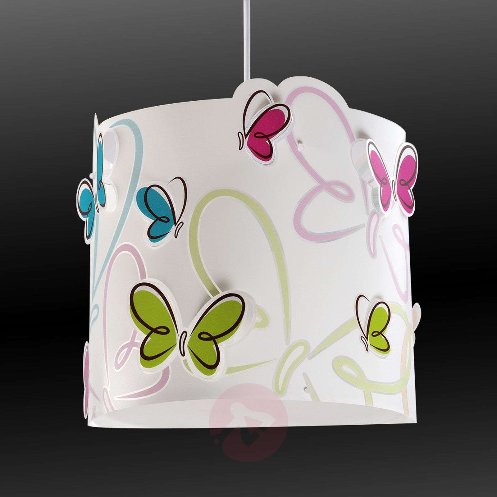 Springy pendant light Butterfly-2507309-01