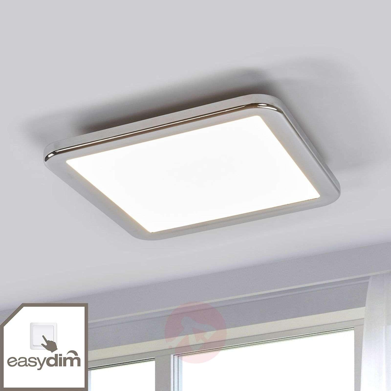 Square Easydim LED ceiling light Filina-1558102-01