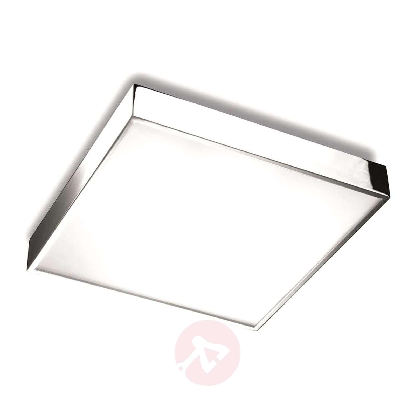 Sierstrip Chroom Badkamer : Square led ceiling lamp apolo ip20 lights.ie