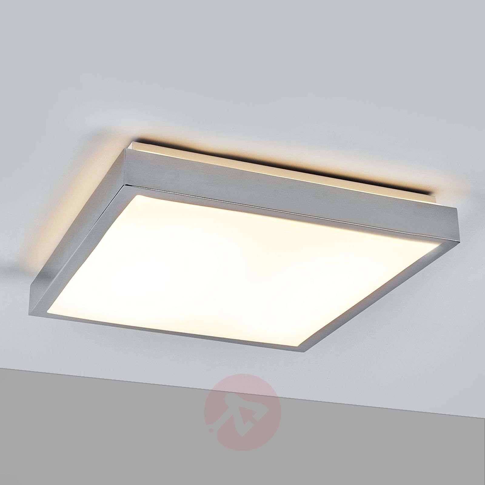 Square led ceiling light edwina