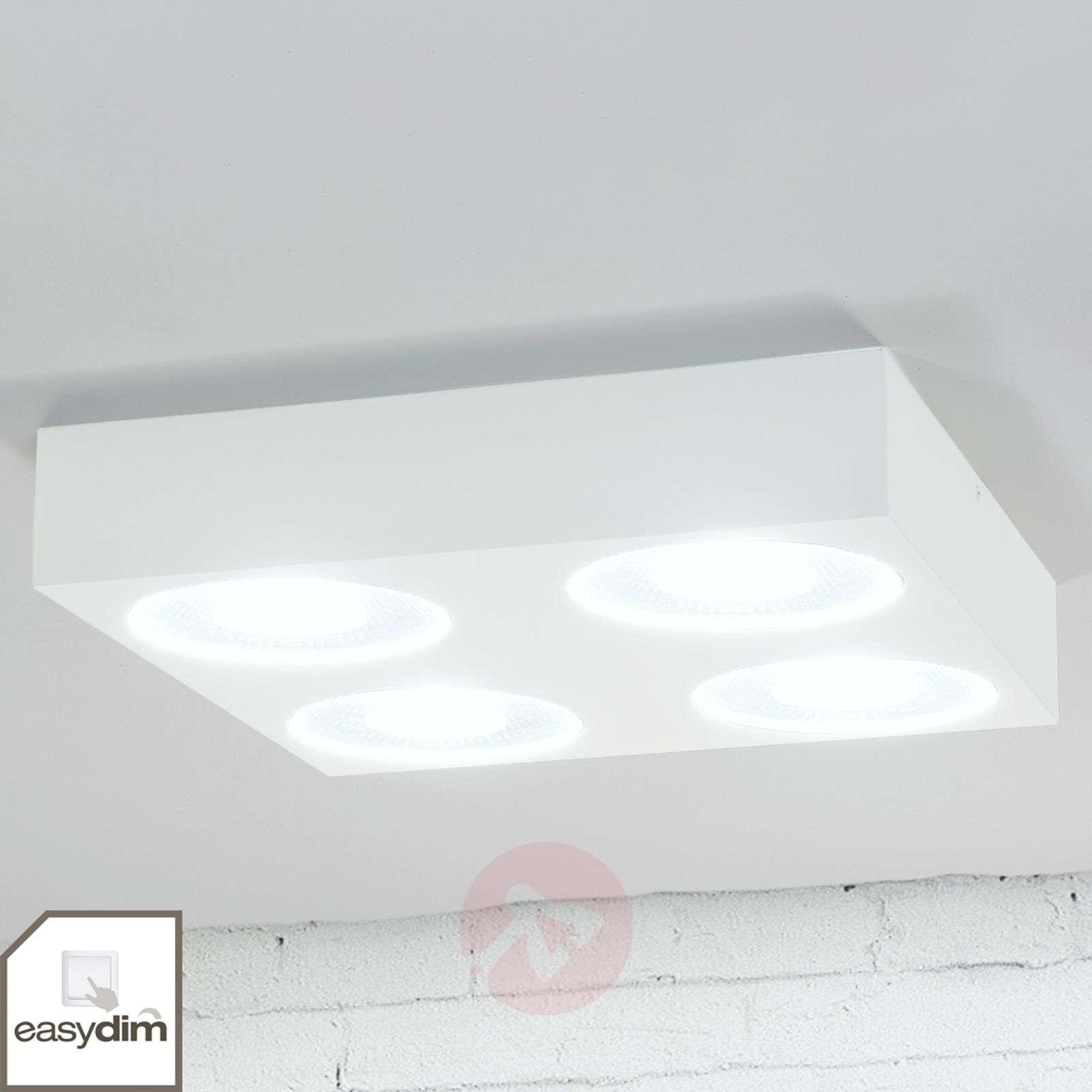 Square LED Easydim ceiling light Sonja-1558150-02