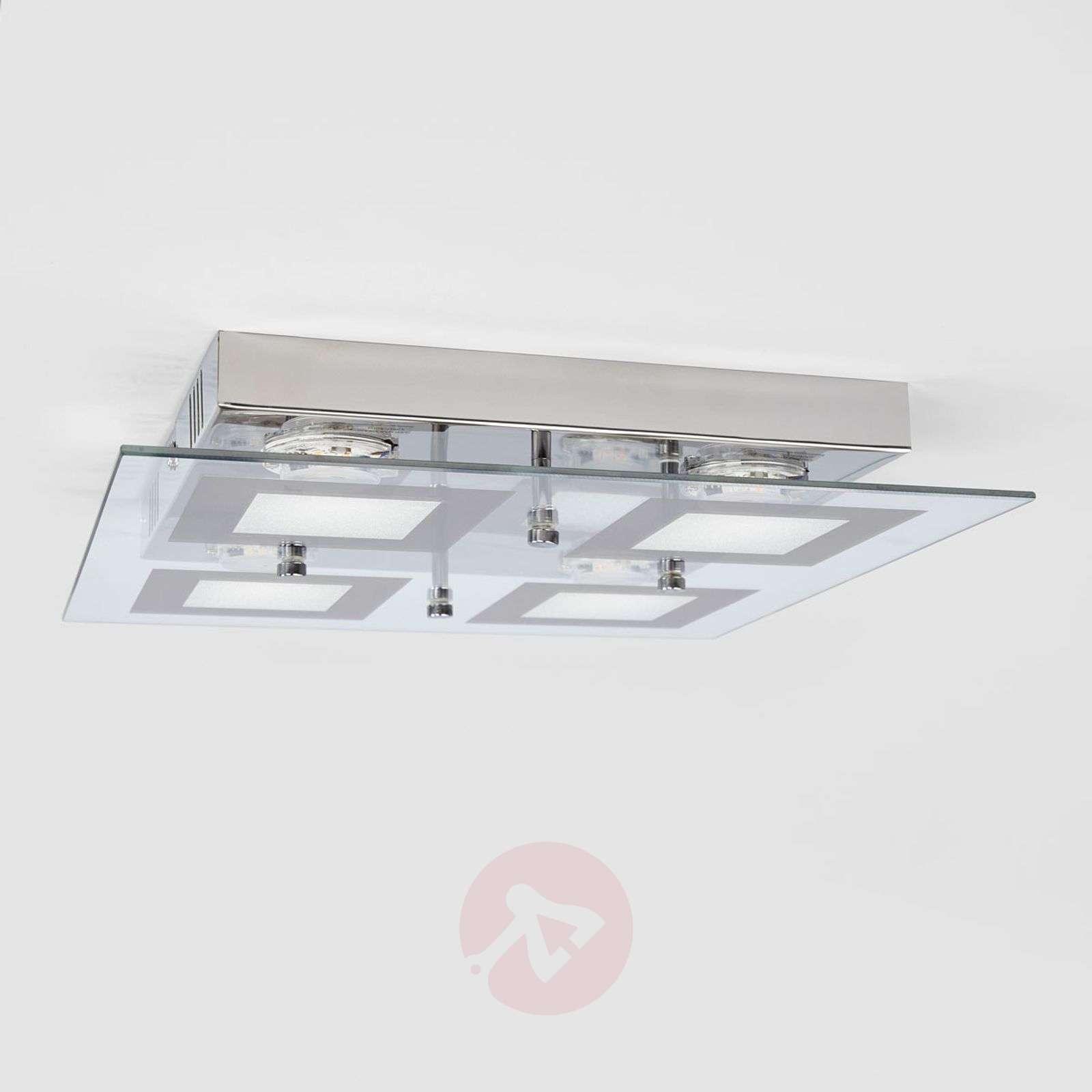 Square LED kitchen lamp Manja-4018054-02