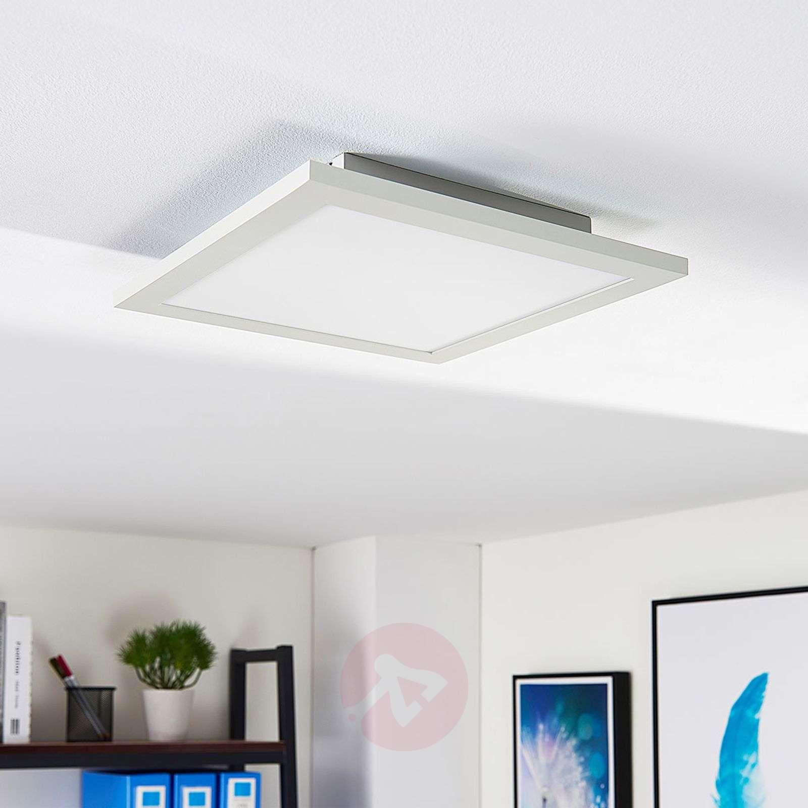 Square LED panel Tinus, RGB and warm white-9621651-04