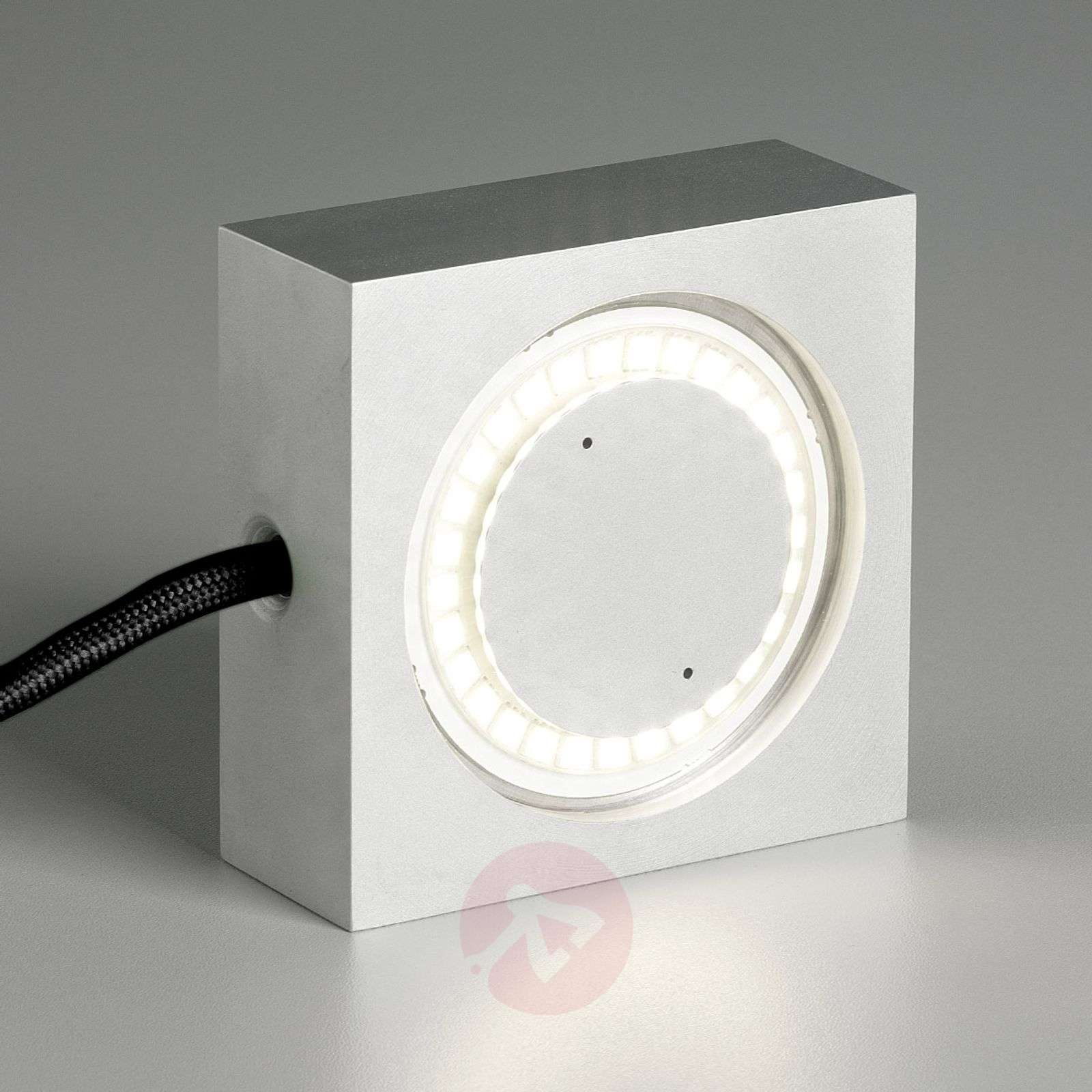 Square multipurpose lamp with LED-9030194X-01
