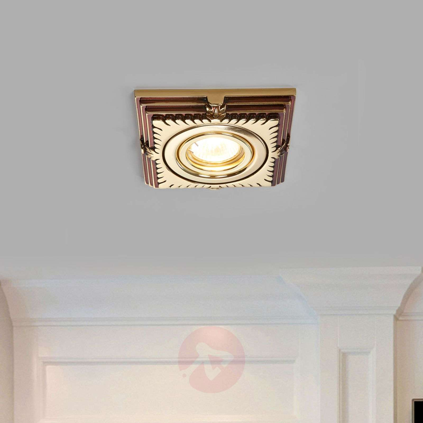 Square recessed light yago lights square recessed light yago 8023125 01 aloadofball Images