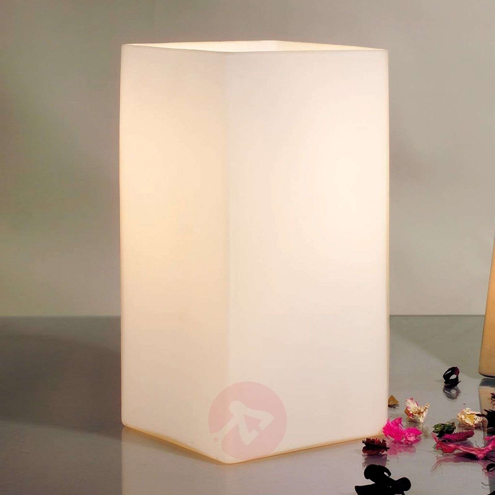Square table lamp VILMA-7500214-01