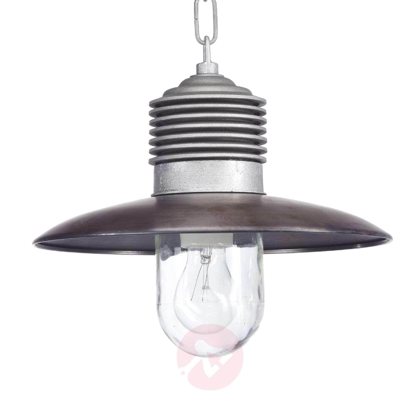 Copper Outdoor Hanging Light Klaus 5515248 01
