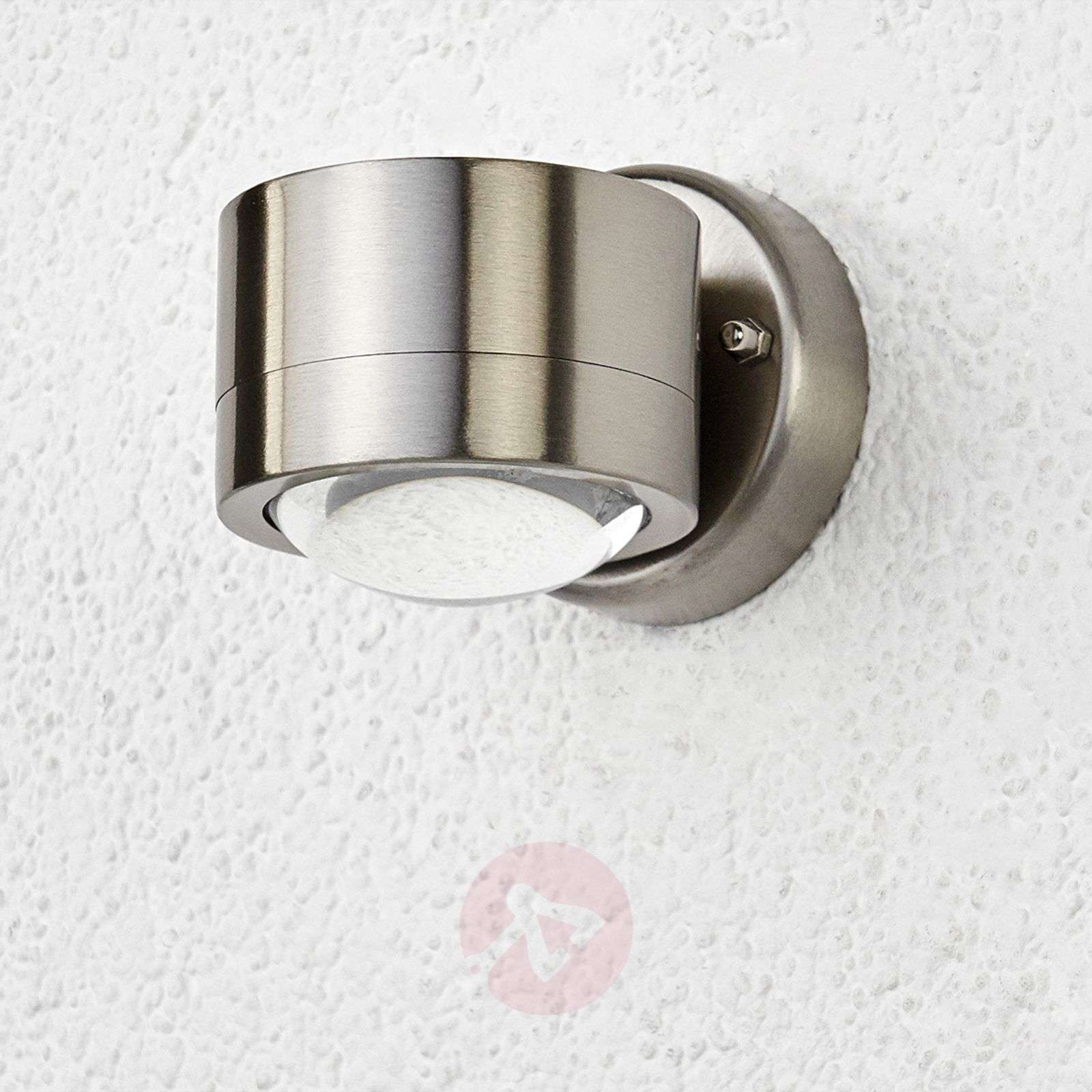 Stainless steel LED outdoor wall lamp Lydia-9972010-01
