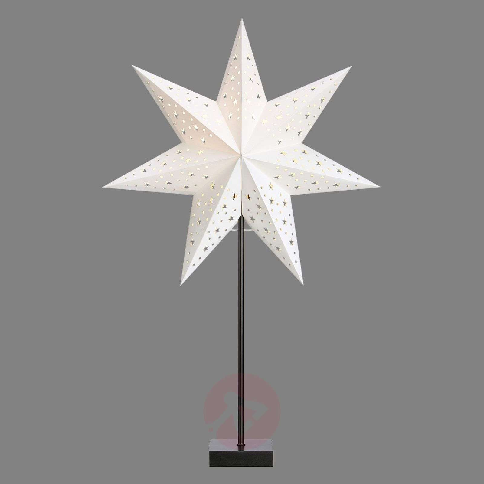 Standing star Solvalla height 69 cm-6507520X-01