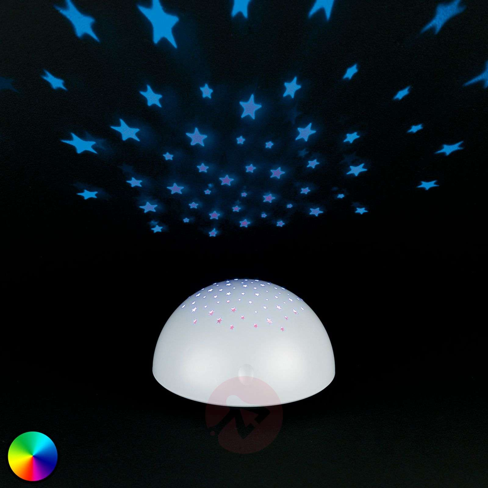 Starry sky allur. with the Sirius LED deco light-8029075-01