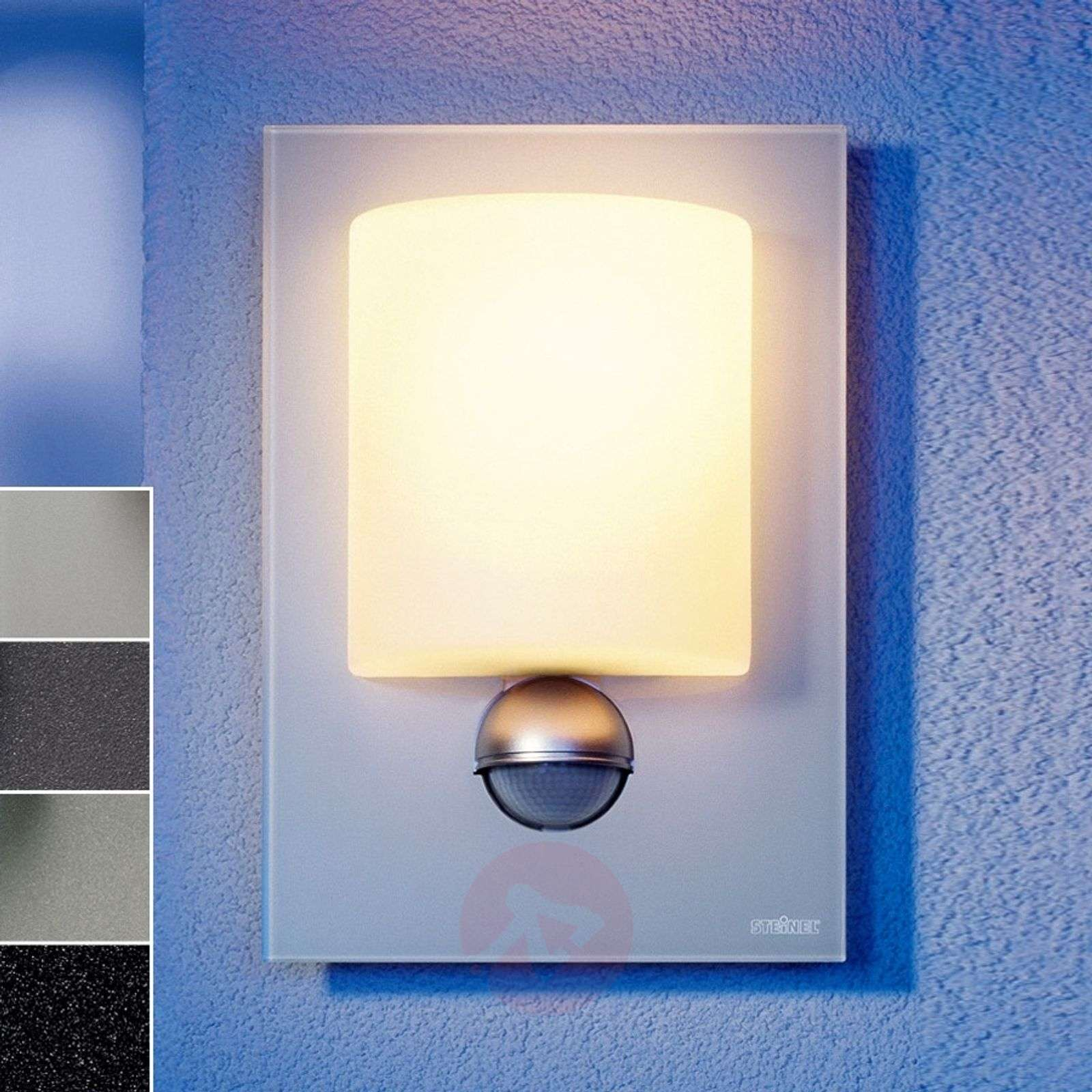 STEINEL L 680 LED outdoor wall light-8506011X-01