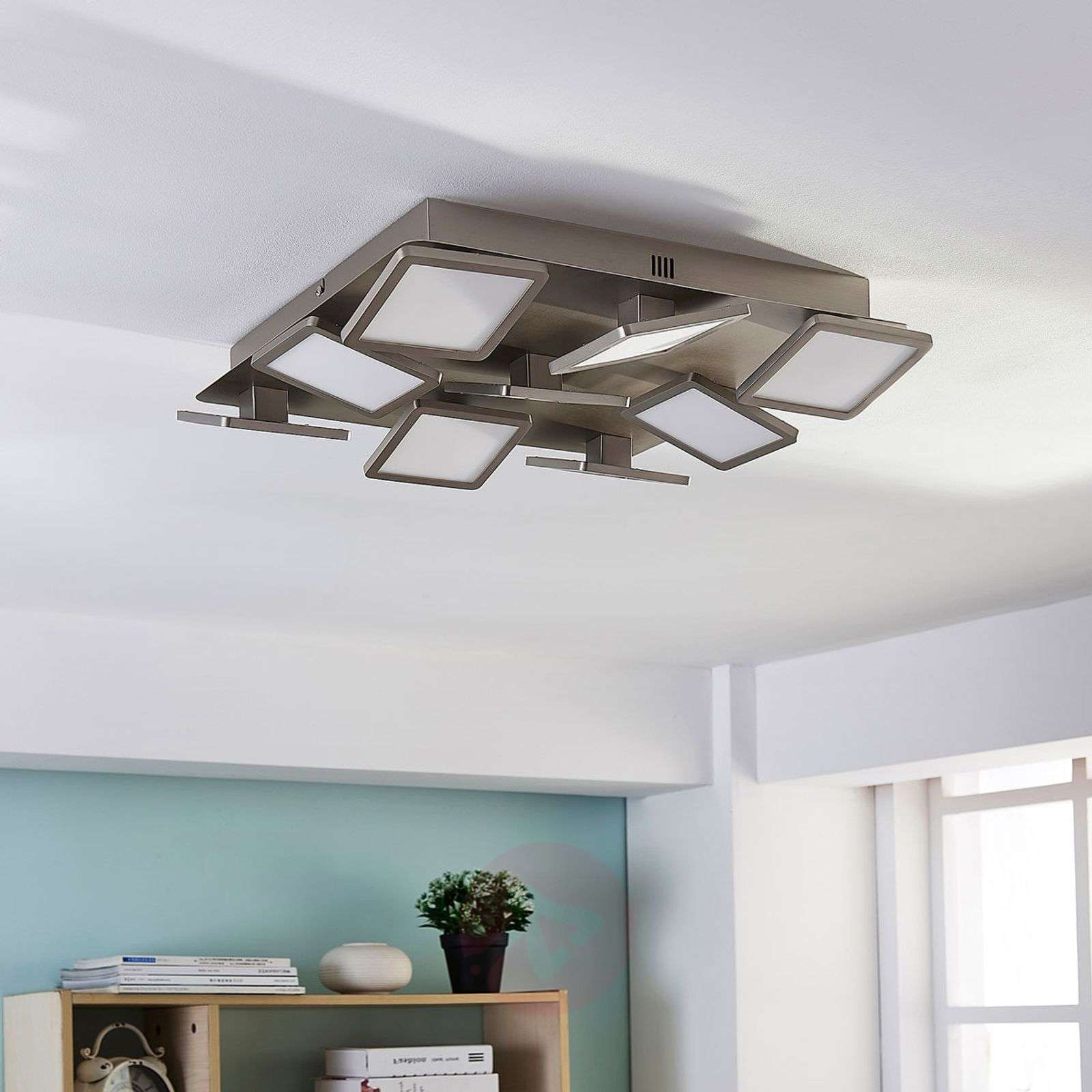 Stephanie LED ceiling lamp, dimmable-9621423-02