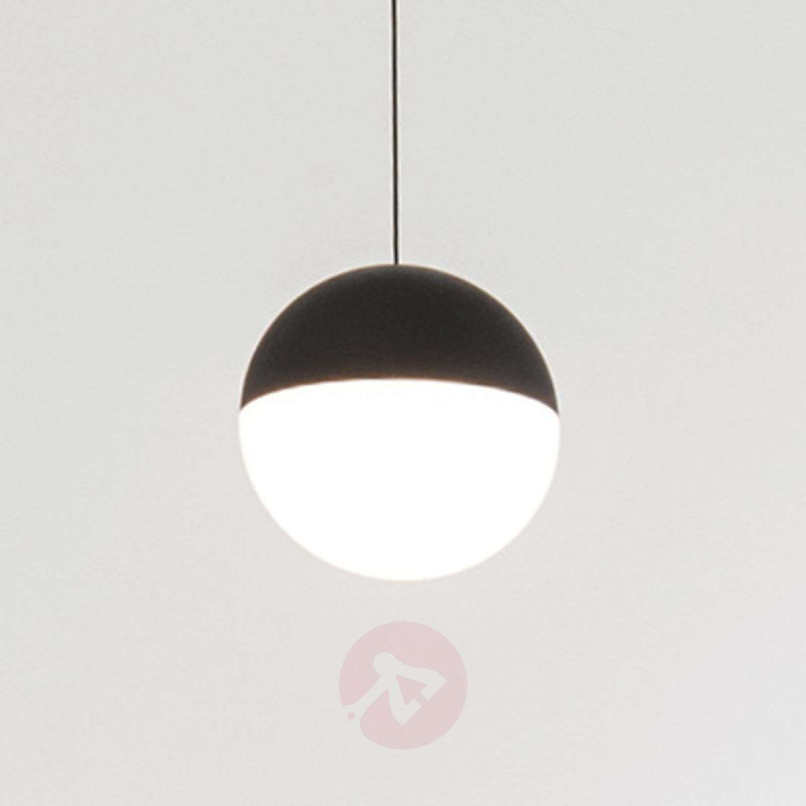 new products 82d52 49b04 String light spherical pendant lamp, 12 m cable