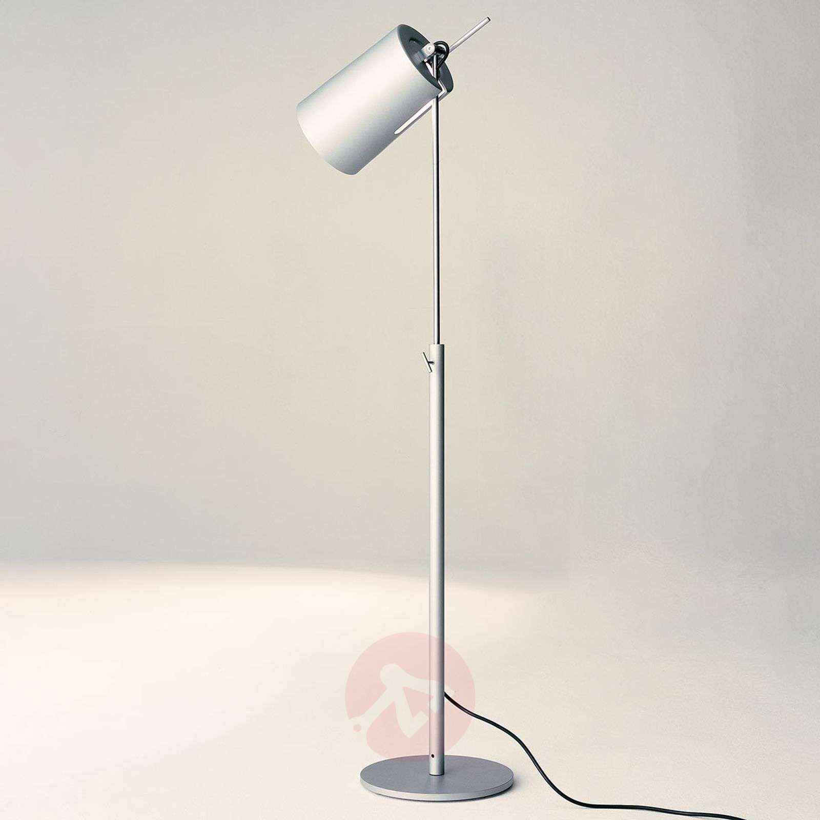Stylish designer LED floor lamp Tuba-1071062X-01
