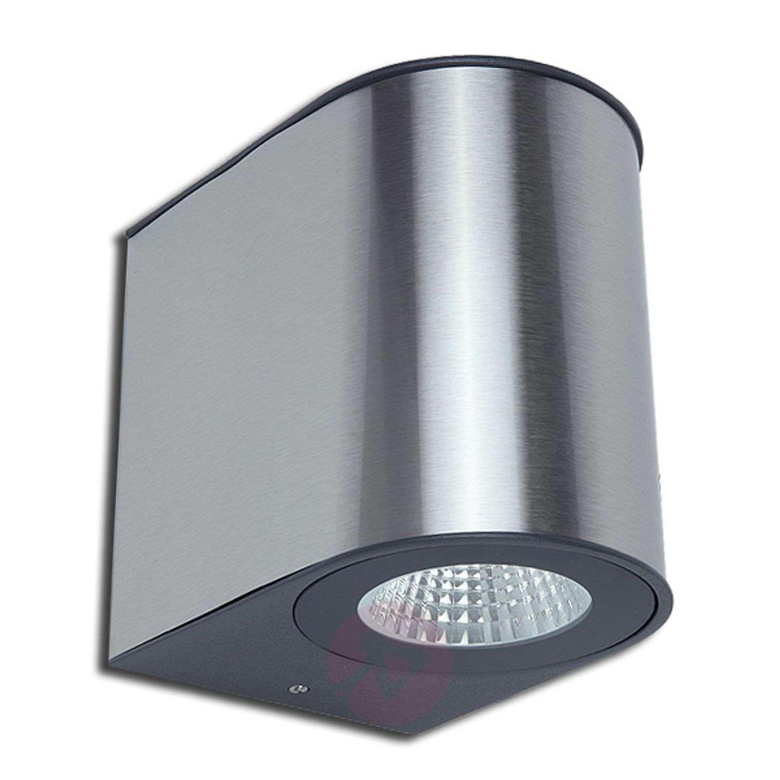 Stylish gemini ip54 led exterior wall light lights stylish gemini ip54 led exterior wall light 3006209 01 aloadofball Images