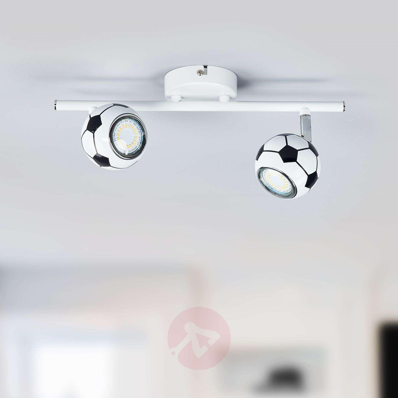 Stylish Led Ceiling Light Play Football Look Lights Ie