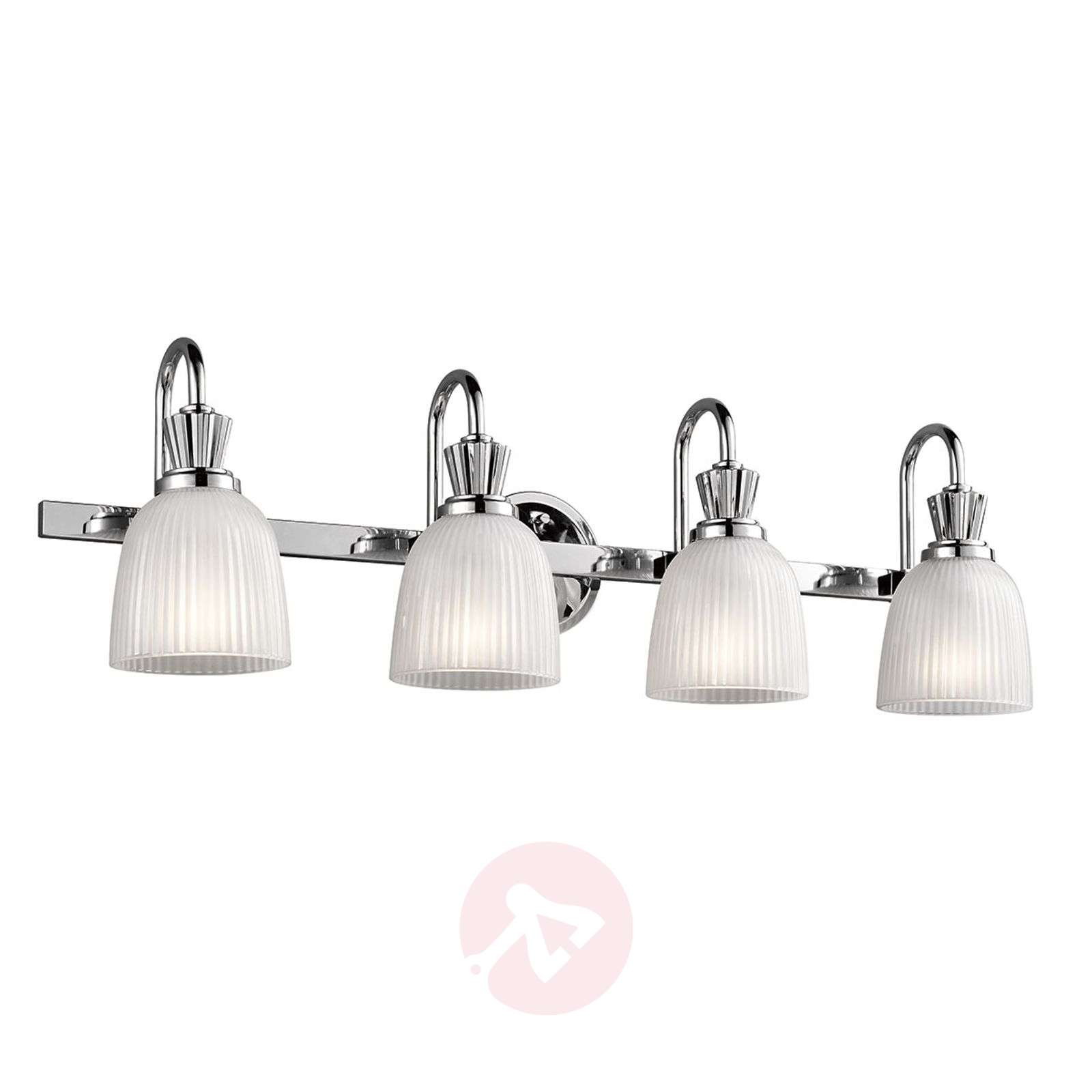 Stylish Led Wall Light Cora Four Bulb
