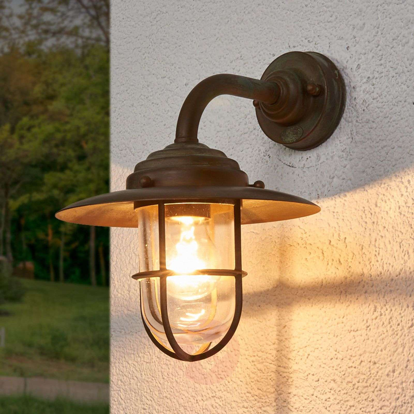 Stylish outdoor wall light Antique-6515089X-01