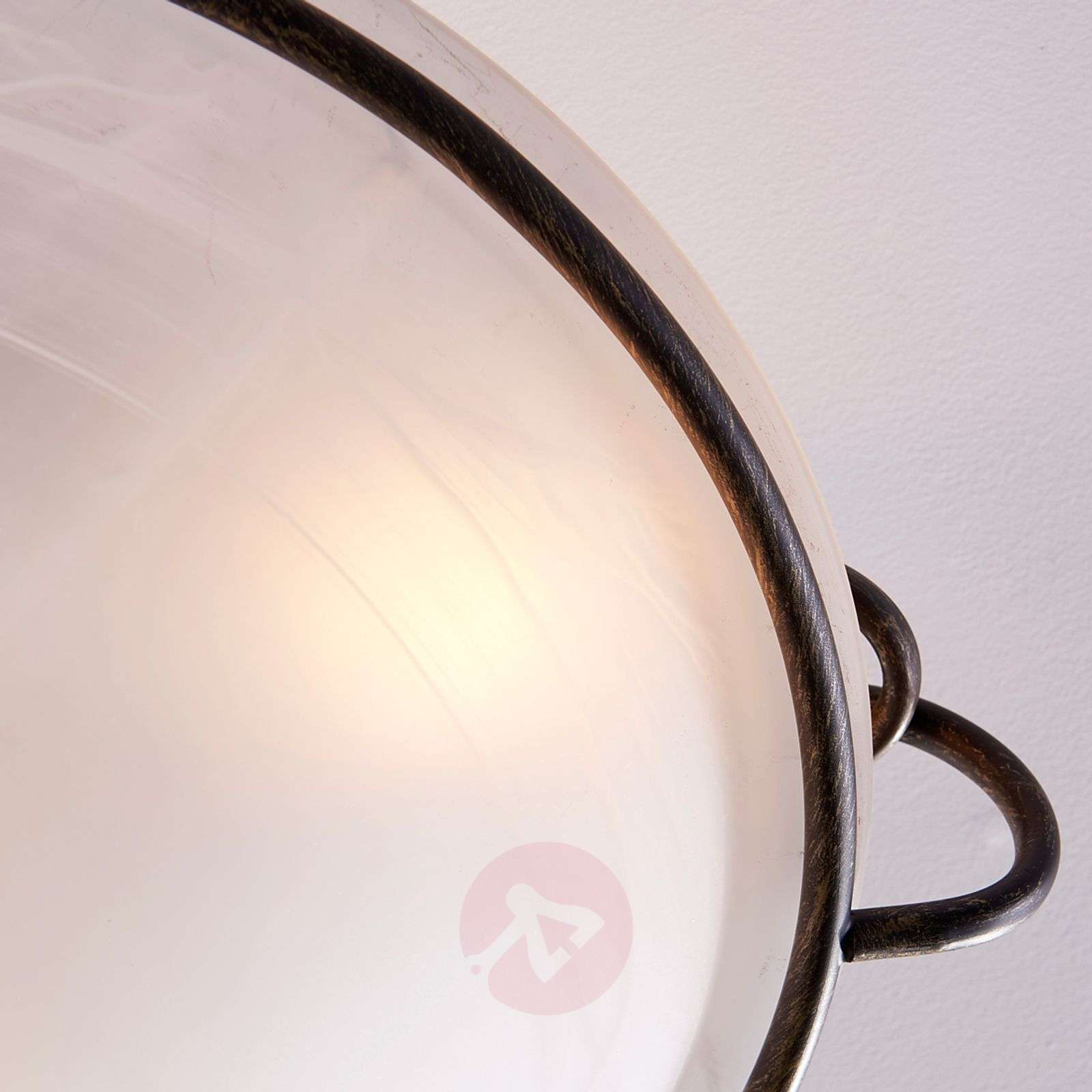 Stylish Rando ceiling lamp in country-house style-9620989-03