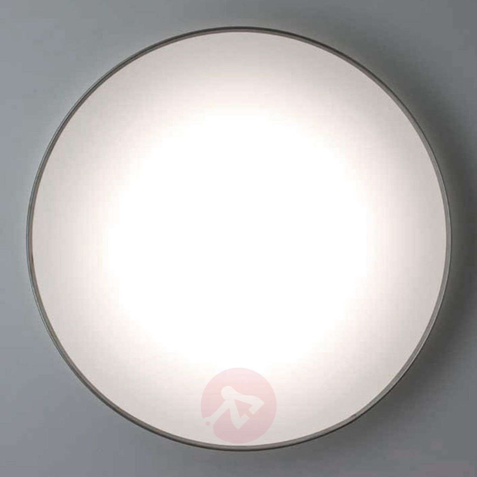 SUN 4 LED stainless steel ceiling light-1018192X-01