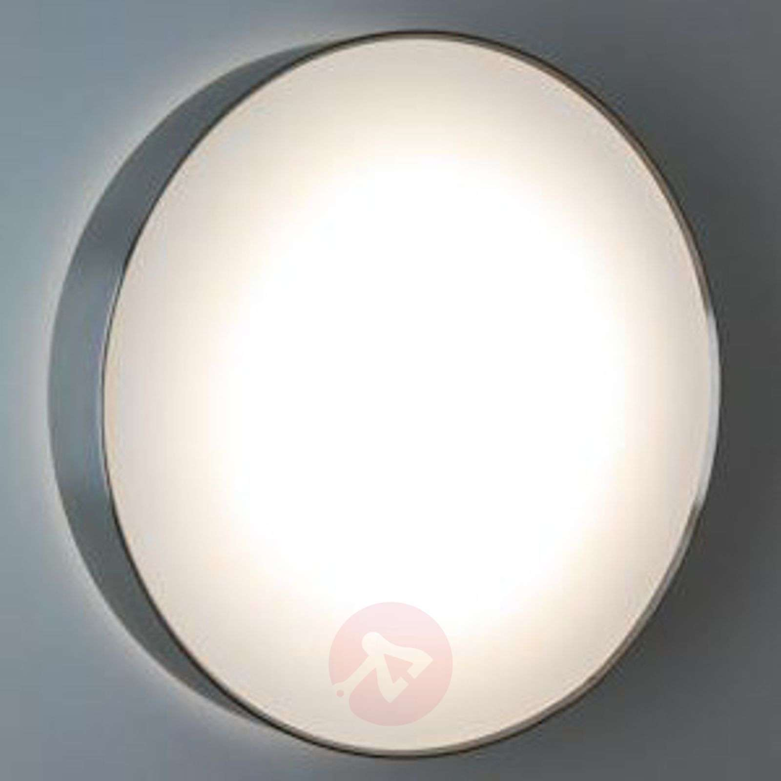 SUN 4 sensor LED stainless steel light, 13 W-1018196X-02