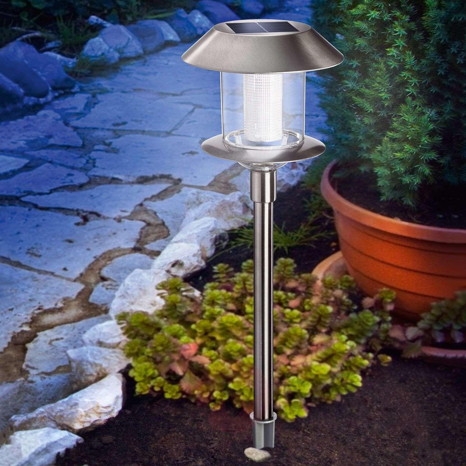 Swing Duo Solar stainless steel solar light-3012004-01