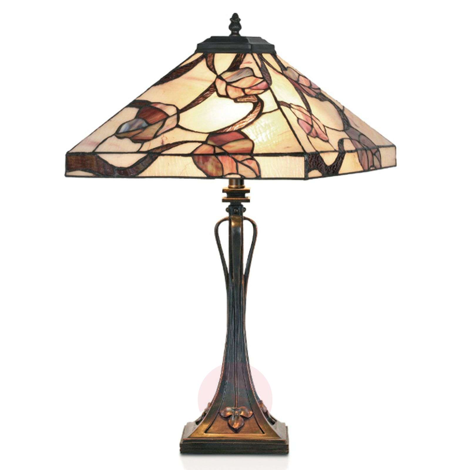 Table lamp APPOLONIA in the Tiffany style-1032187-01