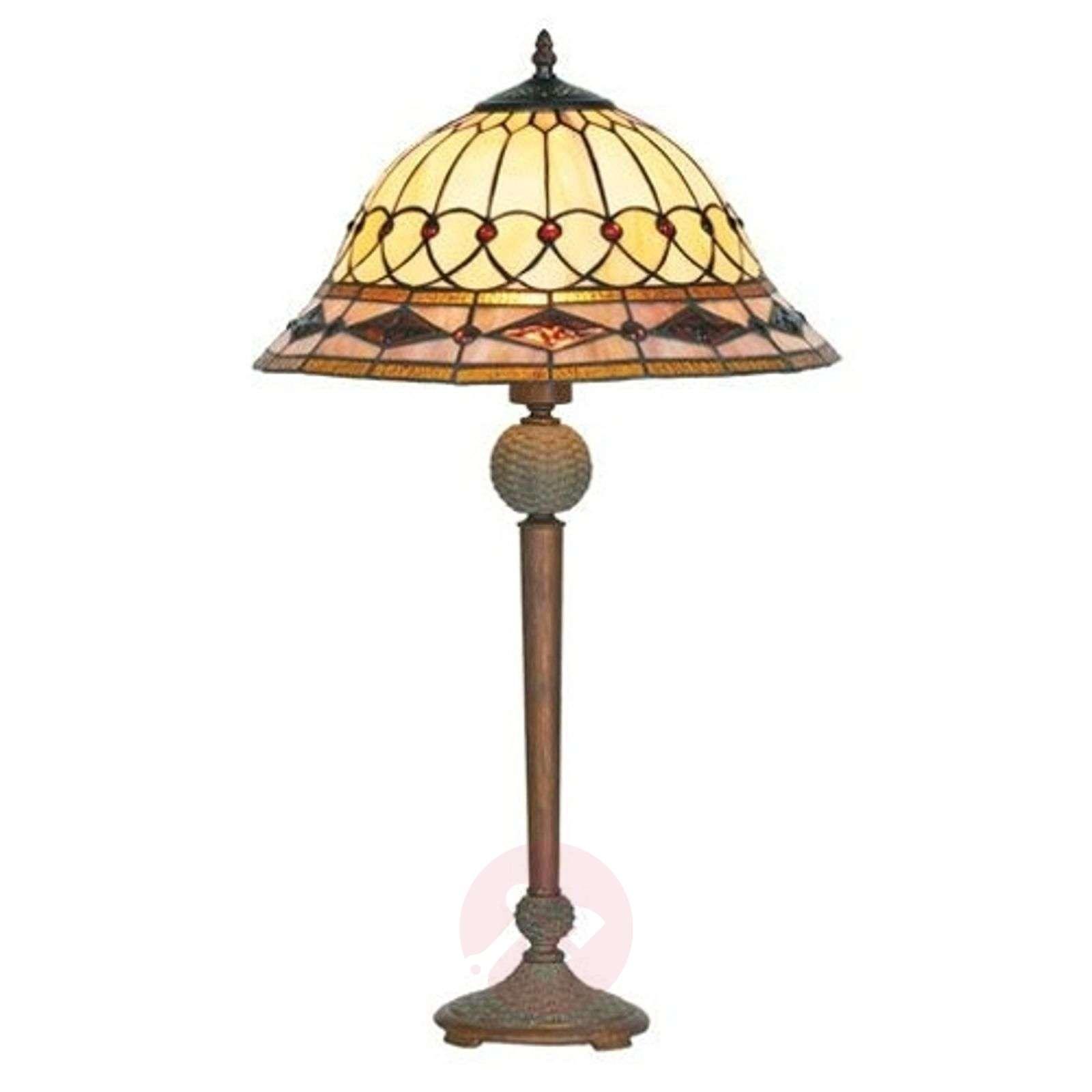 Table lamp Kassandra, Tiffany-style-1032116-01