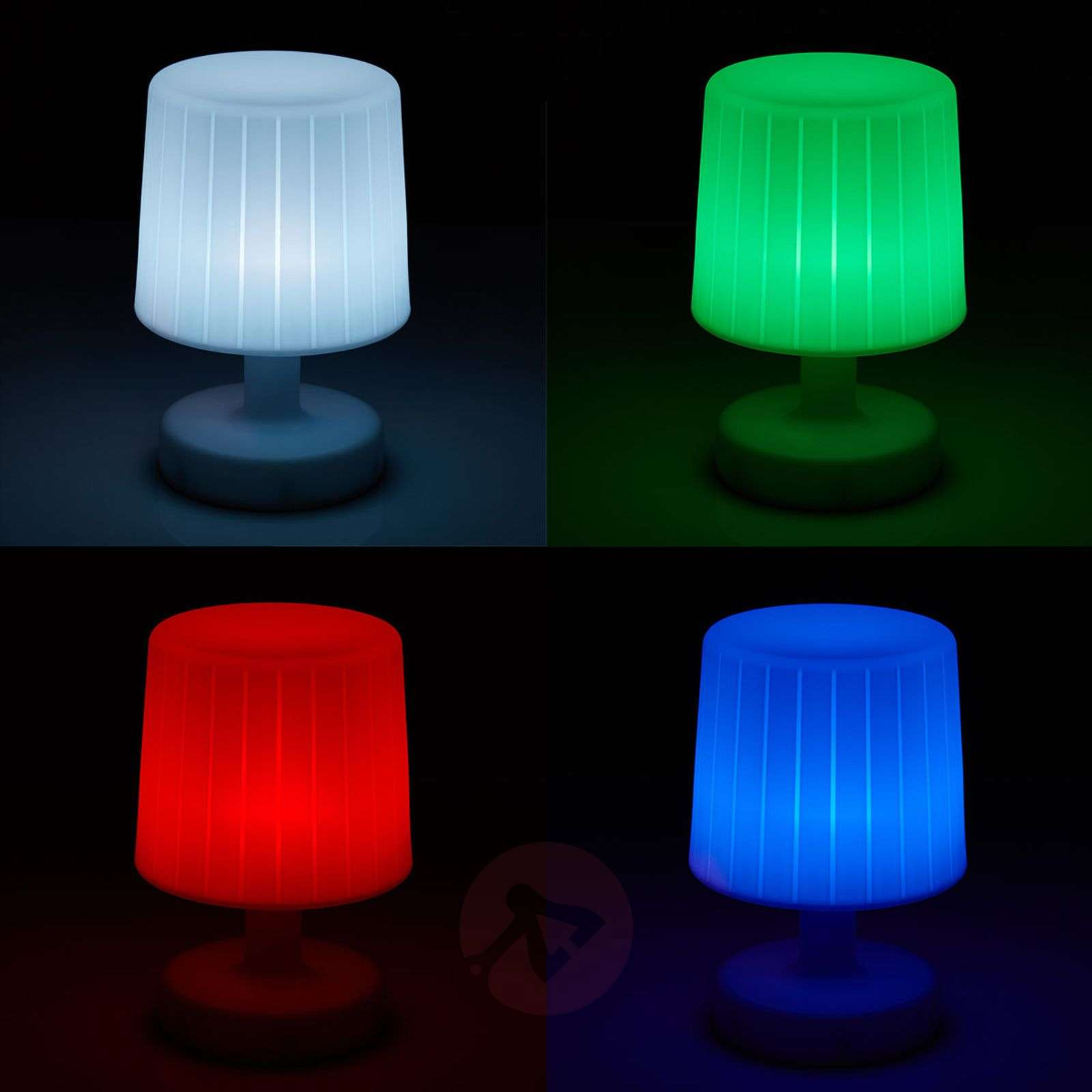 Taimi LED table lamp f. outdoor w. colour change-6027363-011