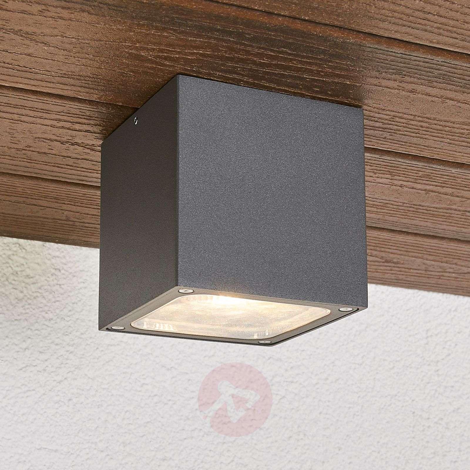 Tanea cube shaped led ceiling light ip54 lights tanea cube shaped led ceiling light ip54 9969064 01 aloadofball Choice Image