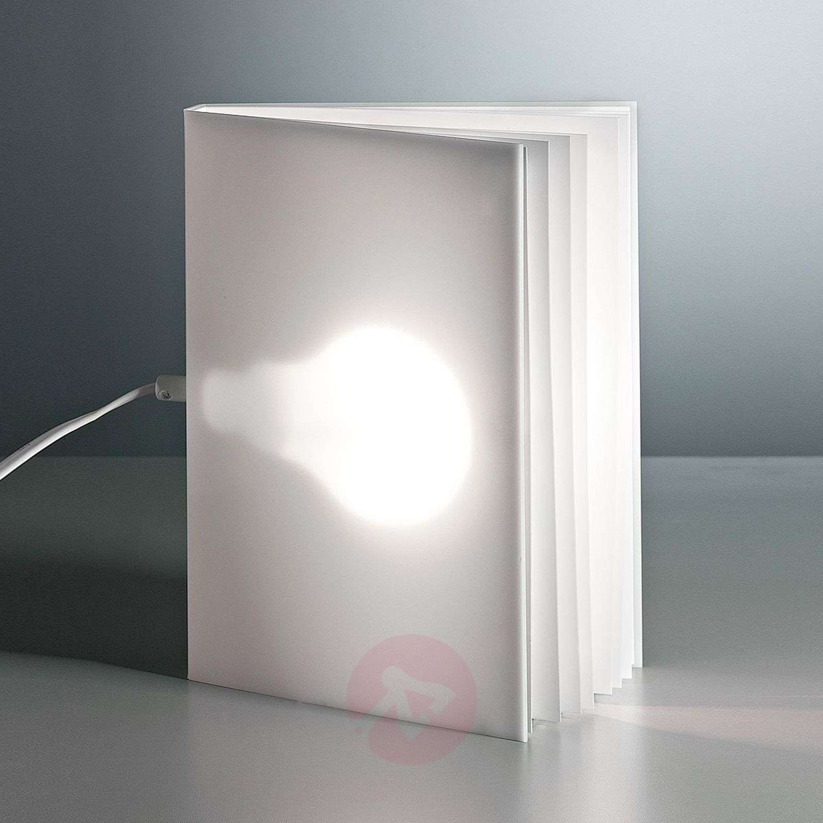 Tecnolumen BookLight table lamp by Vincenz Warnke-9030084-01