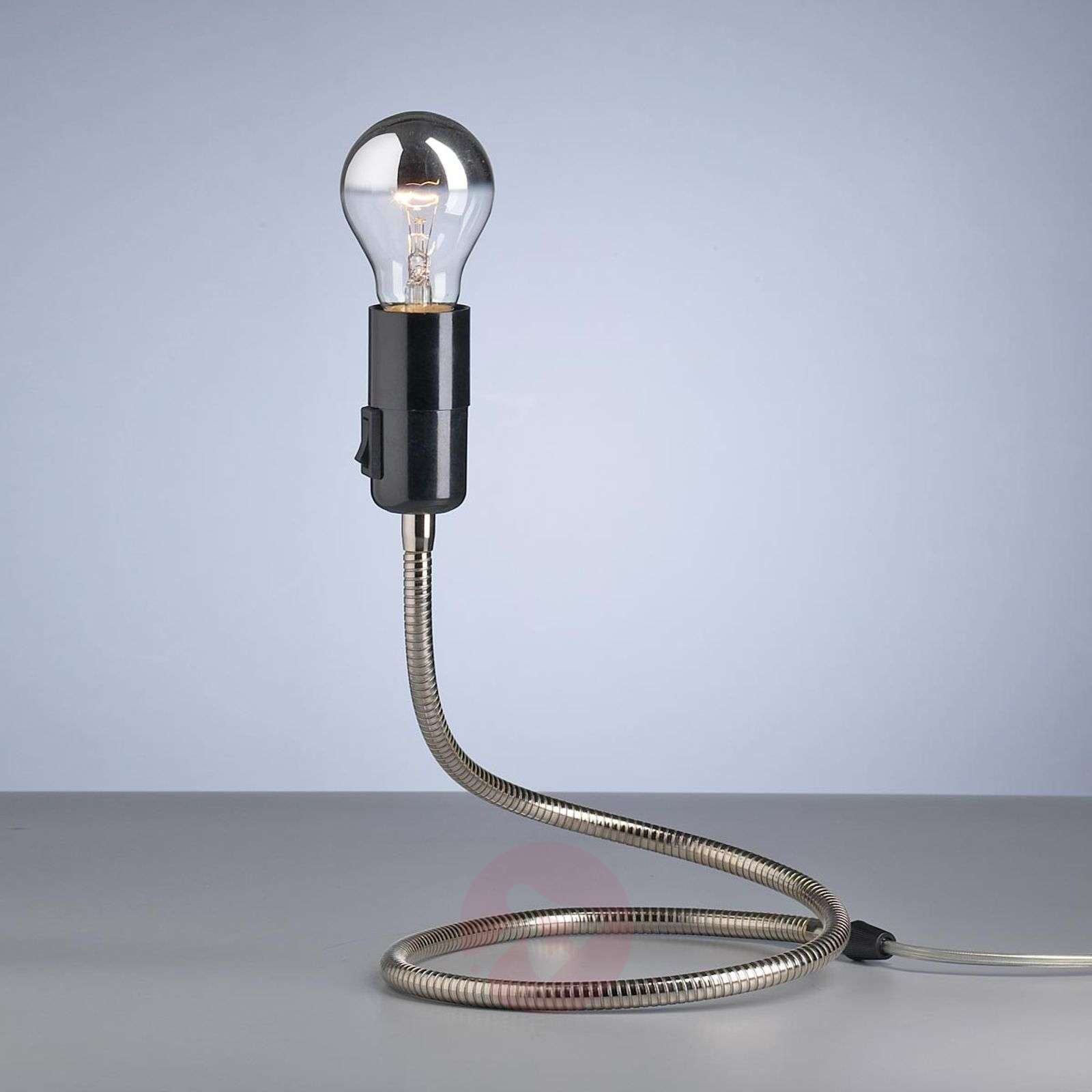 Tecnolumen Lightworm table lamp by W. Schnepel-9030069X-01